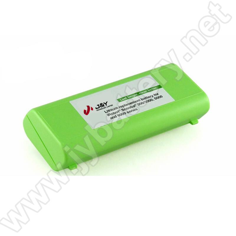 Scooba 14.8V Li-on 6600mAh
