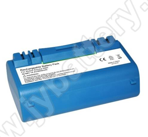 Irobot scooba battery 4000mAh 14.4V