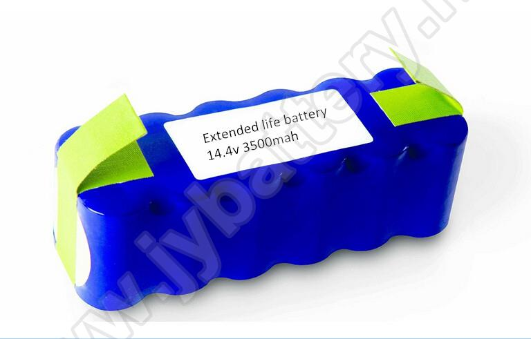 iRobot roomba extended xlife battery pack