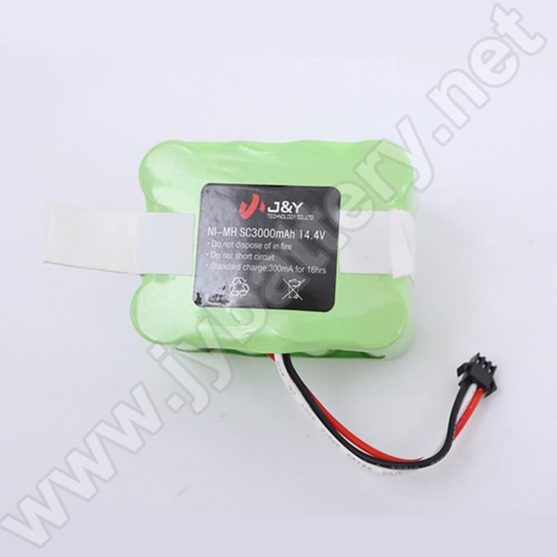 Ecovacs 14.4v 3000mah nimh battery