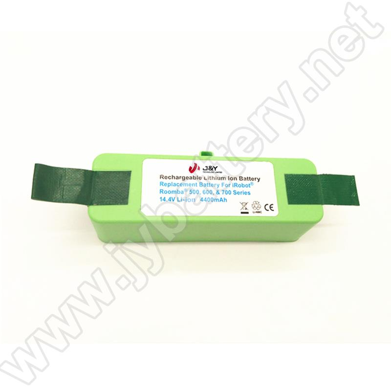 irobot 14.8V Li-on 4400MAH replacement battery